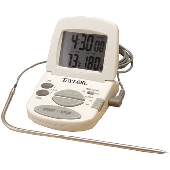 Digital Cooking Thermometer and Timer