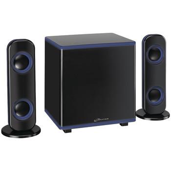 Bluetooth(R) 2.1-Channel Music System