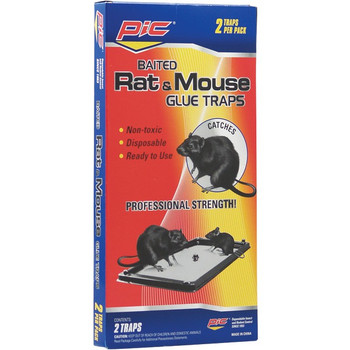 Rat & Mouse Glue Trays, 2 pk