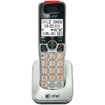 DECT 6.0 Accessory Handset with Caller ID/Call Waiting for CRL32102