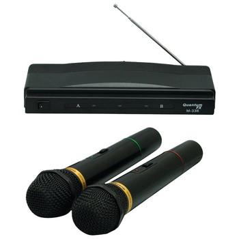 Wireless Dynamic Microphone System