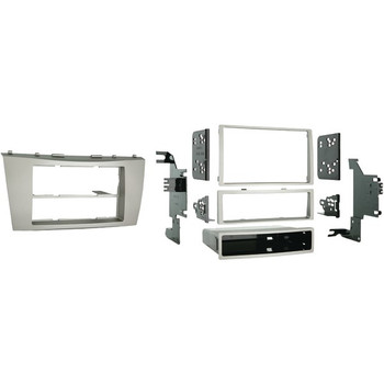 Single- or Double-DIN Installation Kit for 2007 through 2011 Toyota(R) Camry/Camry Hybrid