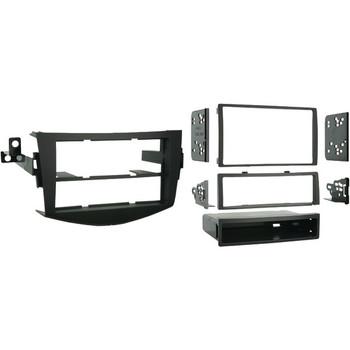 Single- or Double-DIN Installation Kit for 2006 through 2012 Toyota(R) RAV4