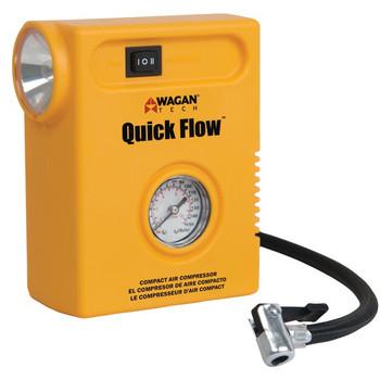 Quick Flow(TM) Compact Air Compressor
