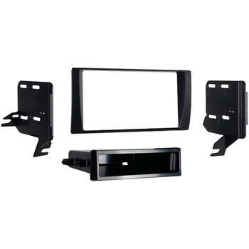 Single- or Double-DIN Installation Kit for 2002 through 2006 Toyota(R) without NAV