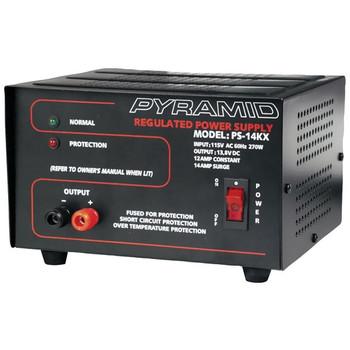 12-Amp Bench Power Supply