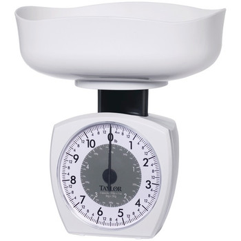 Stainless Steel Kitchen Scale, 11lb