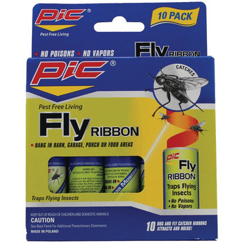 Fly Ribbon Bug & Insect Catcher, 10 pk