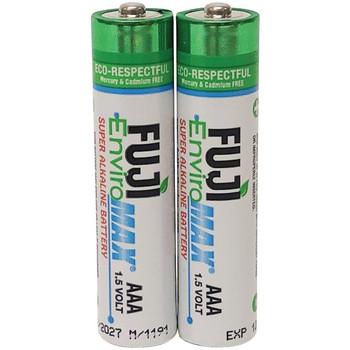 EnviroMax(TM) AAA Super Alkaline Batteries (2 Pack)