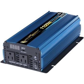 12-Volt Modified Sine Wave Inverter (1,100 Watts)