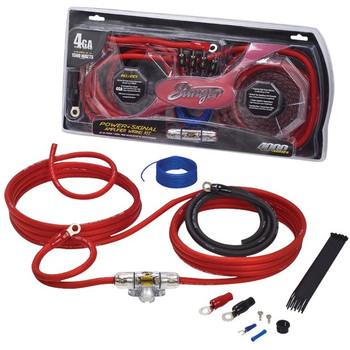 4000 Series Power & Signal Wiring Kit (4 Gauge)