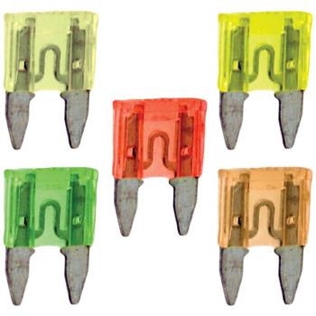 ATM Mini Fuses, 25 pk (10 Amps)