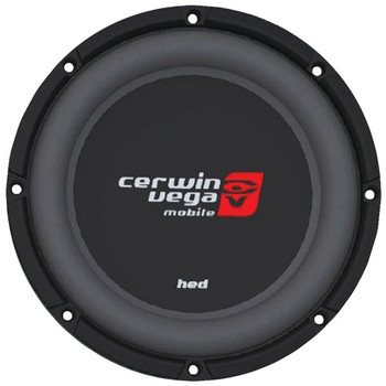 """HED(R) Series DVC Shallow Subwoofer (12"""", 2ohm )"""