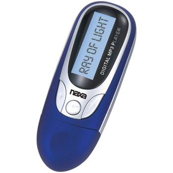 4GB MP3 Player with FM Radio (Blue)