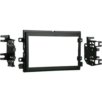 ISO Double-DIN Installation Multi Kit for 2004 and Up Ford(R)/Lincoln(R)/Mercury(R)