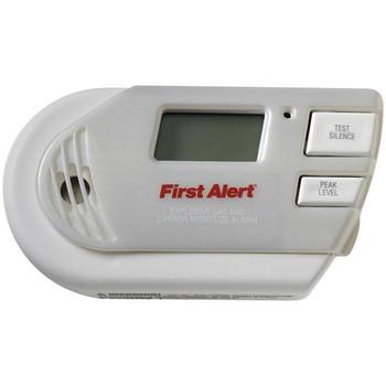 3-in-1 Explosive Gas & Carbon Monoxide Alarm