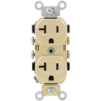 Commercial Side Receptacle