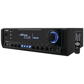 300-Watt Digital Home Stereo Receiver System