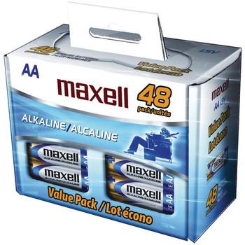 Alkaline Batteries (AA; 48 pk; Box)