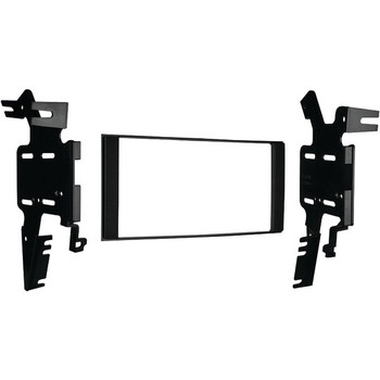 ISO Double-DIN Installation Kit for 2013 and Up Nissan(R) Frontier/Titan/Xterra