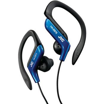 Ear-Clip Earbuds (Blue)