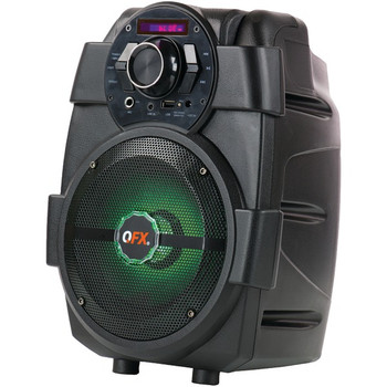 1,500-Watt Rechargeable Bluetooth(R) Party Sound System