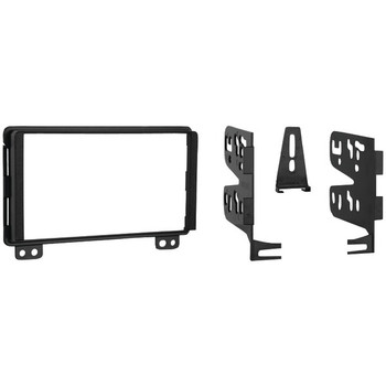 Double-DIN Installation Kit for 2001 through 2006 Ford(R)/Lincoln(R)/Mercury(R) Truck and SUV