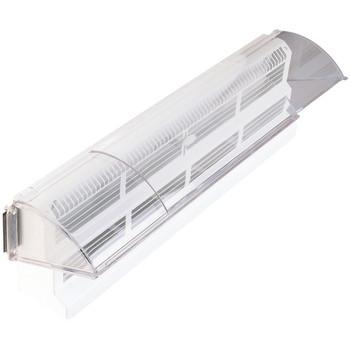 Baseboard Register Air Deflector