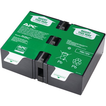 Replacement Battery Cartridge #123