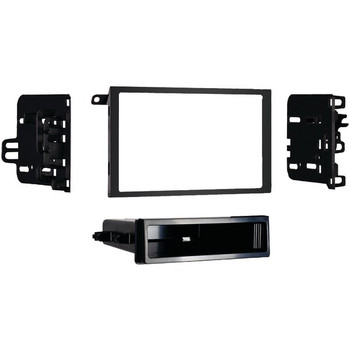 ISO-DIN/ISO-Double-DIN Multi Kit for 1990 through 2012 GM(R)/Suzuki(R)