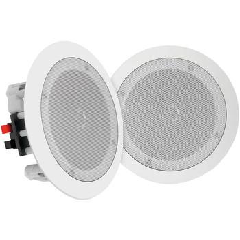 "6.5"" Bluetooth(R) Ceiling/Wall Speakers"