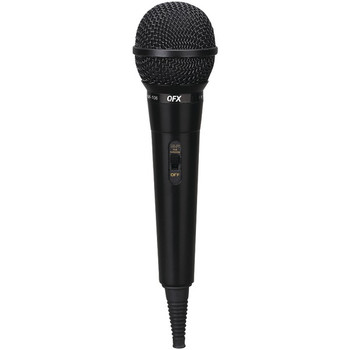 Unidirectional Dynamic Microphone with 10-Foot Cable