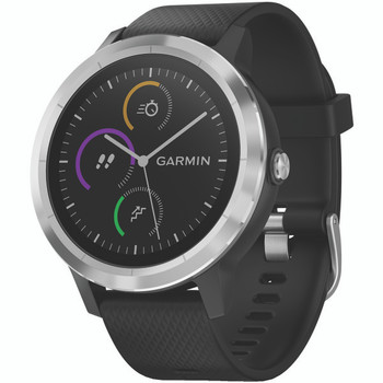 vivoactive(R) 3 (Black with Stainless Hardware)