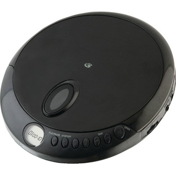 Personal CD Player - GPXPC301B