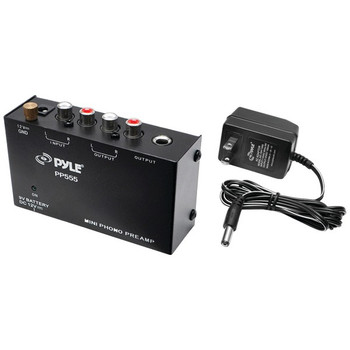 Ultra-Compact Phono Turntable Preamp