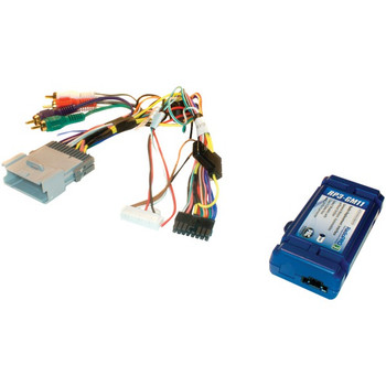 Radio Replacement Interface for Select GM(R) Vehicles (Class II Databus)