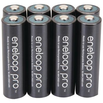 eneloop(R) Rechargeable XX Batteries (AA; 8 pk)
