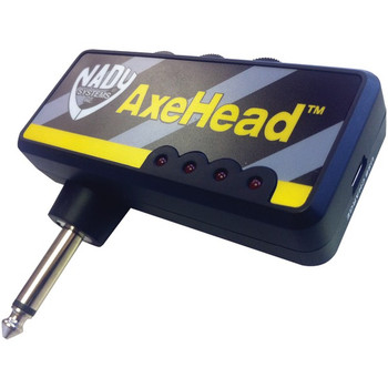 AxeHead(TM) Mini Headphone Guitar Amp