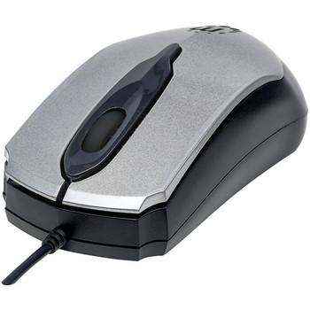 Edge Optical USB Mouse (Gray/Black)