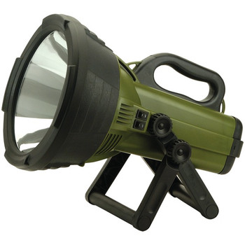 Colossus 18 Million Candlepower Rechargeable Spotlight