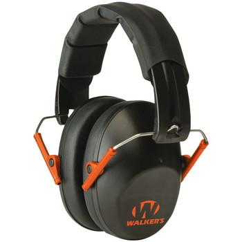 PRO Low-Profile Folding Muff (Black/Orange)