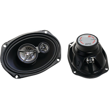 """XED Series Coaxial Speakers (3 Way, 6"""" x 9"""")"""