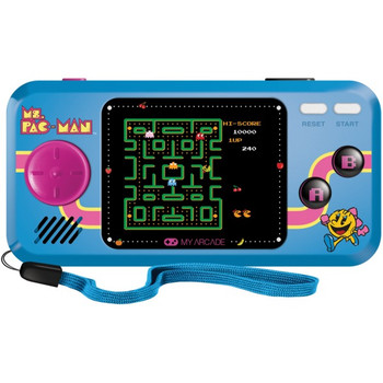 Ms. PAC-MAN(TM) Pocket Player(TM)