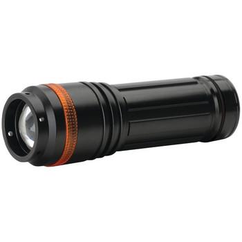 80-Lumen High-Output LED Flashlight with Strobe Light
