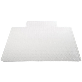 """Chair Mat with Lip for Carpets (36"""" x 48"""", Medium Pile)"""