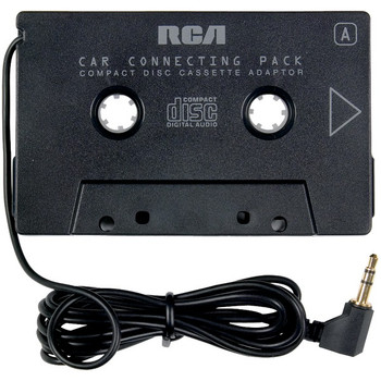CD/Auto Cassette Adapter