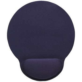 Wrist-Rest Mouse Pad (Blue)