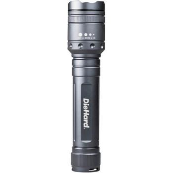 2,400-Lumen Twist Focus Flashlight