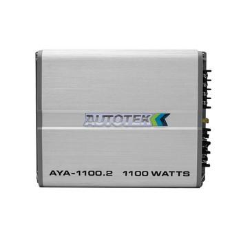 Alloy Series 1,100-Watt 2-Channel Class AB Amp