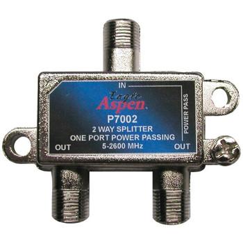 2-Way 2,600MHz Splitter (1-port passing)